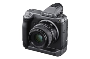 Fujifilm announces GFX100 with 102MP sensor