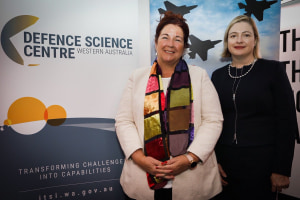 WA launches Defence Science Centre