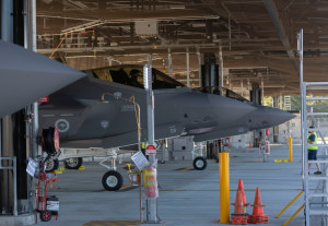 Williamtown F-35s vulnerable to corrosion