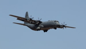 RAAF expands Wideband SATCOM through Hercules fleet
