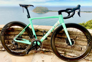 Online Preview: Ventum NS1 Road Tested