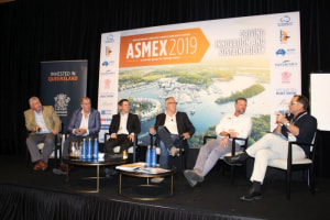 Collaboration and education dominate day one of ASMEX
