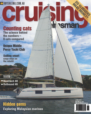 Can you make money sailing? Find out in June Cruising Helmsman