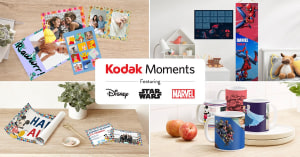 Disney personalisation now available at all Kmart photo centres