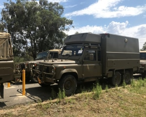 Defence gifts old Rovers to Lebanon