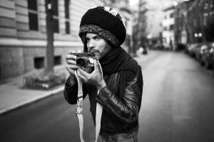 Leica teams up with Lenny Kravitz for new special edition camera
