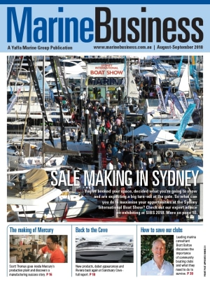 New issue of Marine Business out now