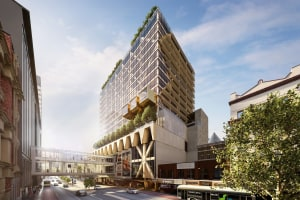 Dramatic transformations planned for Melbourne Central
