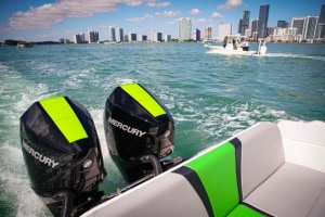 Mercury Marine wins prestigious iF Design Award for V-6 outboard engine platform