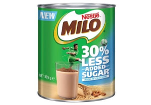 Nestlé Australia launches new Milo with less sugar