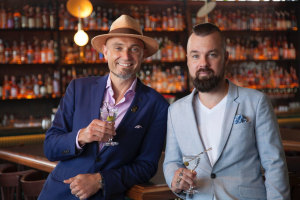 Eau de Vie group to open new cocktail bar at 80 Collins