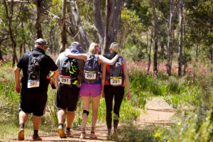 Oxfam Trailwalker celebrates Mother's Day