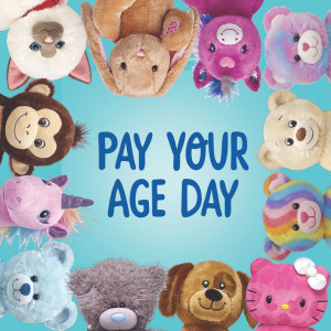 Build-A-Bear Australia unveils Pay Your Age Day 2.0
