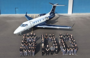 Embraer delivers 500th Phenom 300