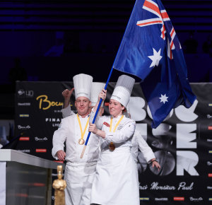 One of the world's most illustrious cooking competitions is now seeking Australian applicants