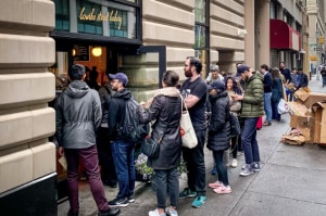 Bourke Street Bakery has opened in New York – to queues down the street