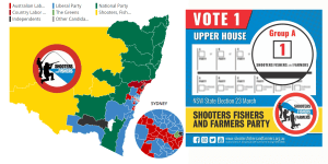 The Shooters, Fishers and Farmers Party Sight Up the Federal Election