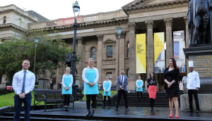 Showtime Event Group named as exclusive caterer to State Library of Victoria