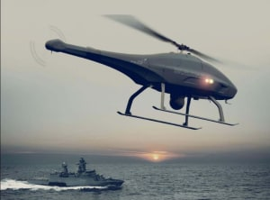 UMS releases new V-200B at Farnborough