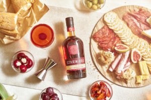 Starward Whisky and Adelaide Hills Distillery shake it up