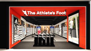 The Athlete's Foot store you have to see to believe
