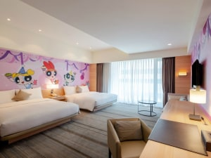 Cartoon Network launches first themed accommodation experience in Asia