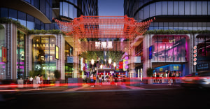 Second Chinatown underway in Melbourne