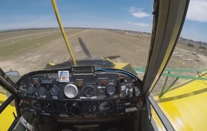 FRIDAY FLYING VIDEO: Tug Pilot