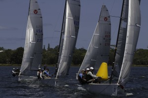 Second day of Viper Worlds in Perth and consitions change completely