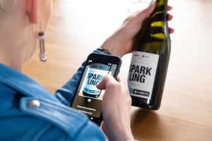 Wine labels bring music to the table
