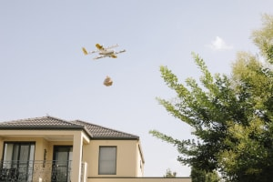 Canberra poised for commercial food drone deliveries