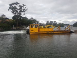 Mercury powering Gold Coast clean up fleet