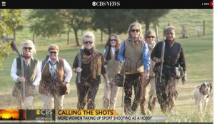 More US Women take up shooting sports