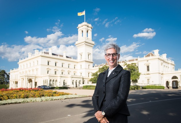 © Gavin Blue. The Honourable Linda Dessau, Governor of Victoria.