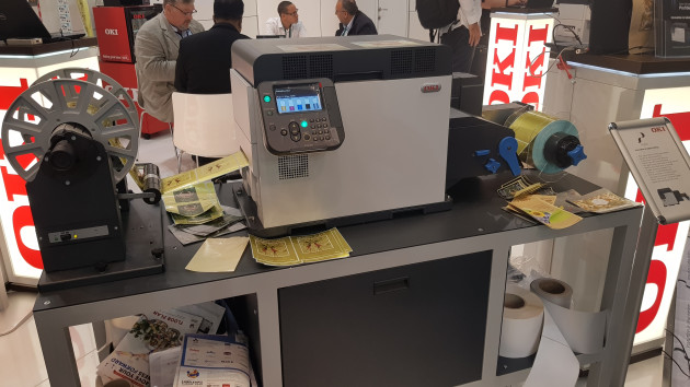 On-demand label printing: the new range from Oki