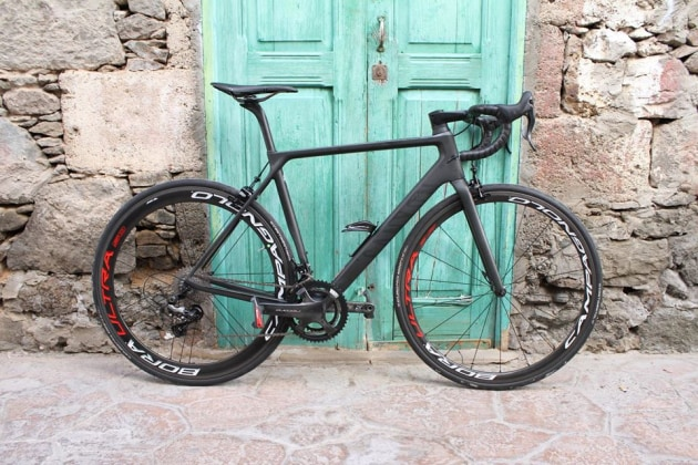 Campagnolo have announced their 'Movement' 12 speed groupset. Image: Peter Maniaty.