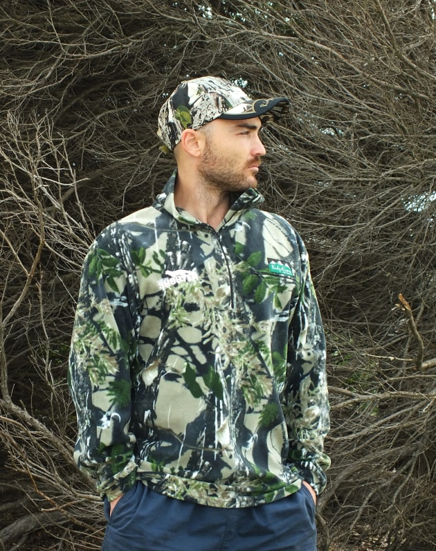 Take advantage of our current Subscriptions Offer where you get a camo, Sporting Shooter Fox Logo Microfleece shirt.