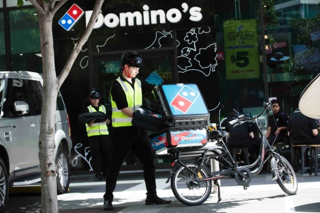 Domino's cautioned over underpaid wages