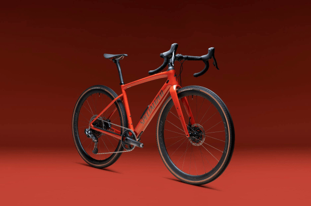 The latest Diverge, a purpose-designed gravel bike that also looks to be a solid super commuter.