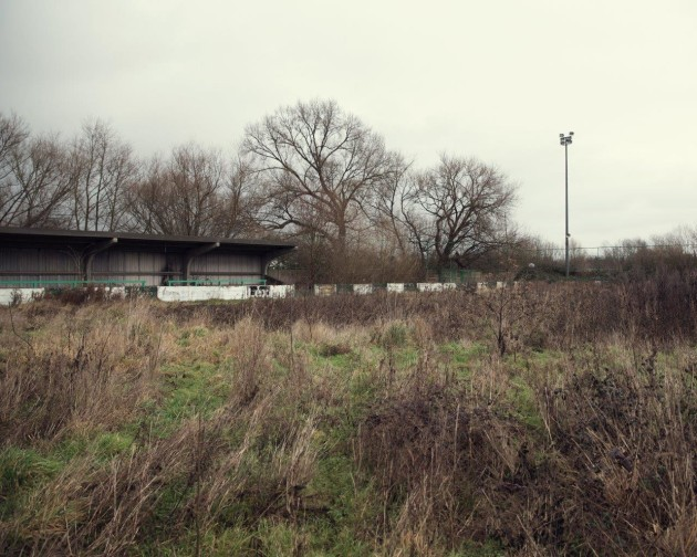 Aylesbury United, from The Beautiful Game. © Simon Harsent.
