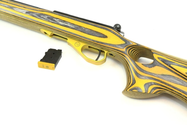 CZ Thumbhole Yellow Floorplate Perspective