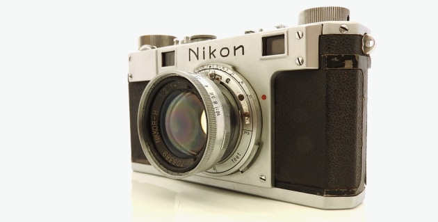 The Nikon One made in occupied Japan.