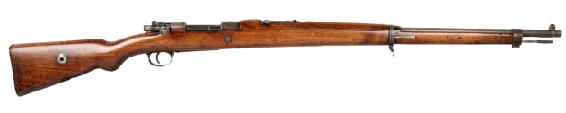 A Turkish Mauser original. They made fine custom sporting rifles.