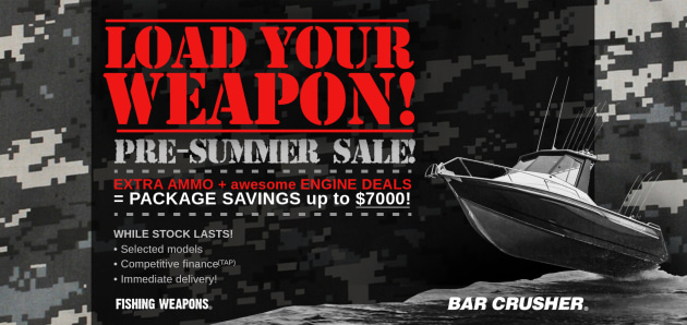 bar crusher pre-summer sale