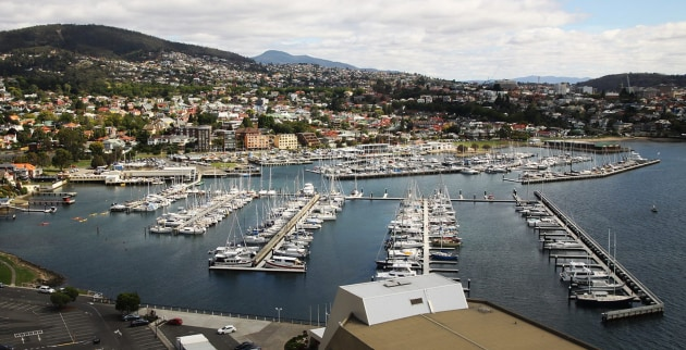 The Royal Yacht Club of Tasmania and Derwent Sailing Squadron were two major projects for Bellingham Marine in Tasmania.