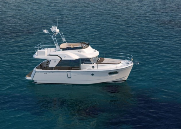 Beneteau Swift 35.