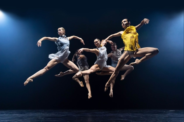 'Cinco', Sydney Dance Company. Photo: Don Arnold, Getty Images.
