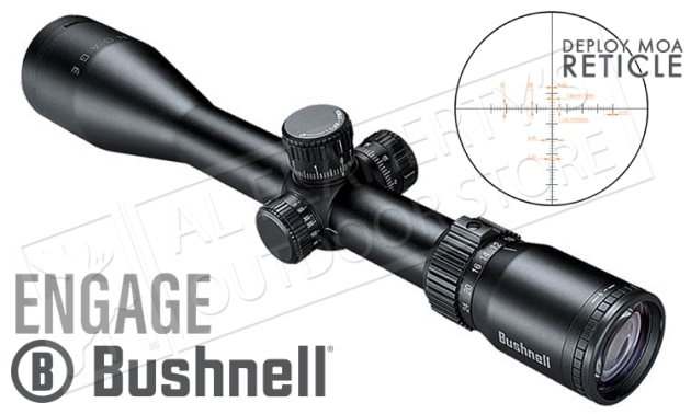 Bushnell Engage - New Reticle Design