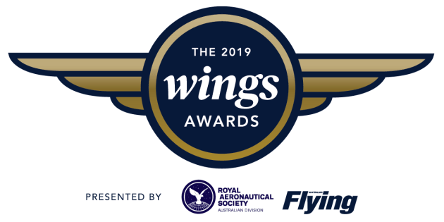 2019 Wings Awards Logo