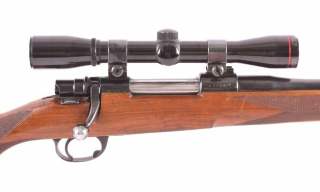 H&R 340 Rifle